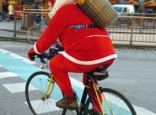 bike santa
