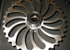 A cog made by Experimental Prototype. So pretty.